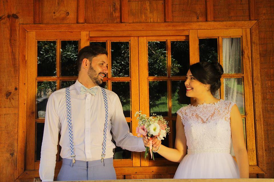 Casamento Thafine e Thiago