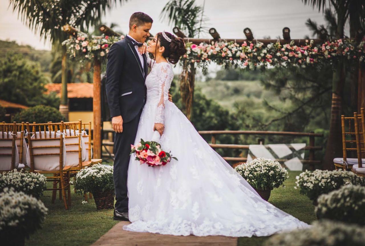 Casamento Caroline